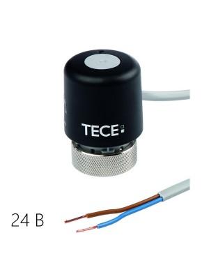 Электропривод термоклапана для коллект. тепл. пола TECE 24в