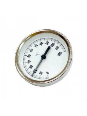 Термометр TECE 717028 накладной с пружиной 0-120 *С