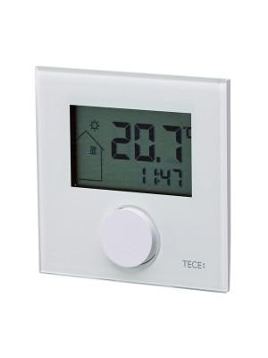 Дизайнерский комнатный термостат TECEfloor RT-D, с ЖК-дисплеем RT-D Design 24 Control