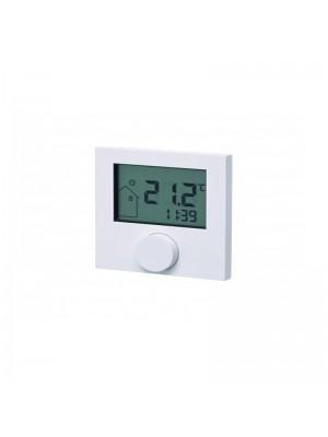 Беспроводной комнатный термостат TECEfloor RTF-D, с ЖК-дисплеем RTF-D с датчиком температуры пола